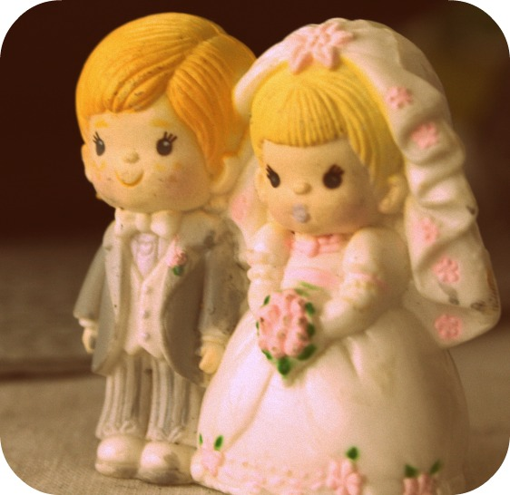 People Cake Topper 2