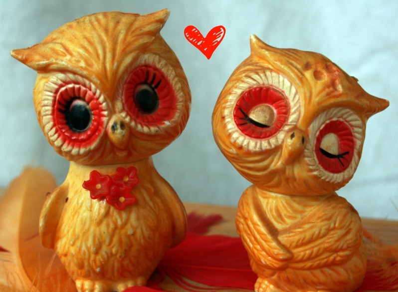 Owl Cake Topper 1