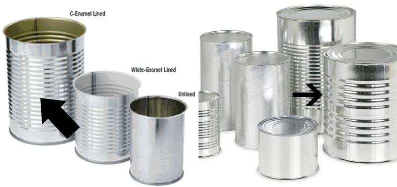 http://thegogreenblog.com/avoid-bpa-in-metal-cans-other-containers/