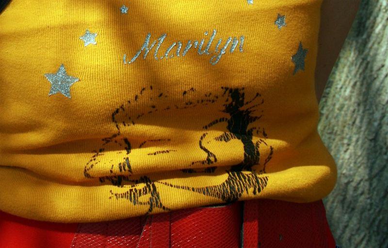 Marilyn Shirt
