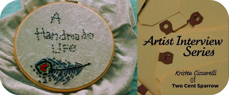 Handmade Life - Kristen