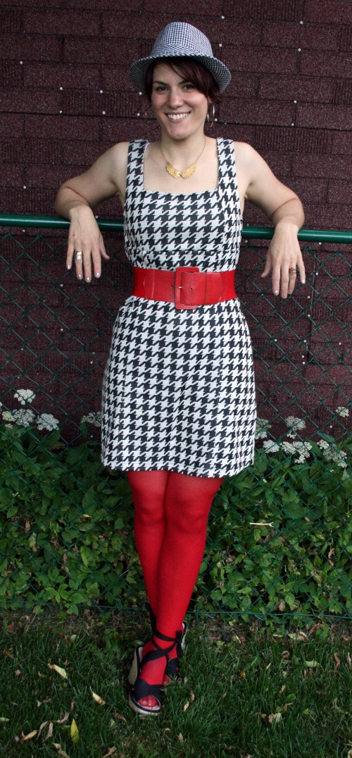 Houndstooth 1