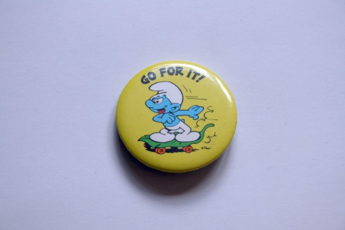 Go For It Pin