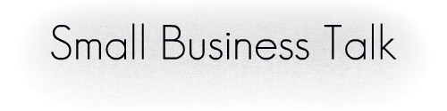 Small Business Talk Banner 2