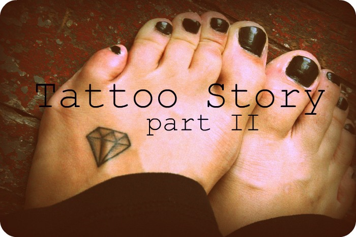 Tattoo Story Part Two Header