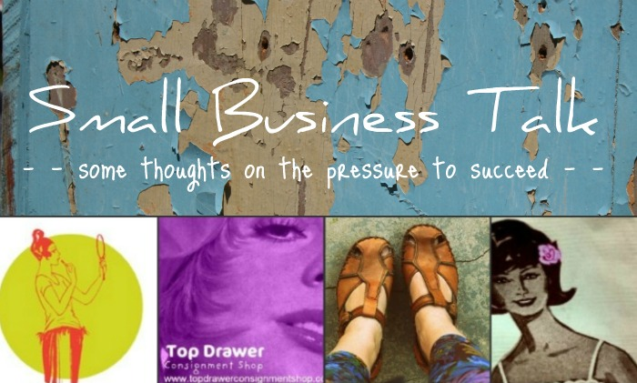 Small Business Talk Banner