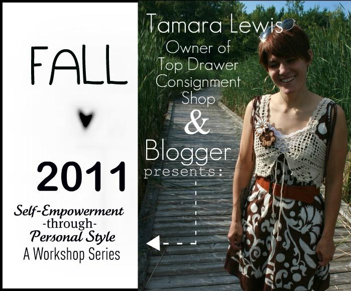 Fall Workshop Info