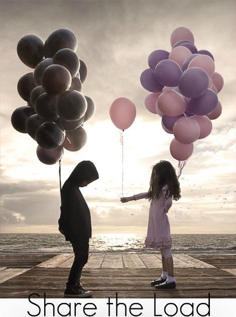 Sharing Balloons 1