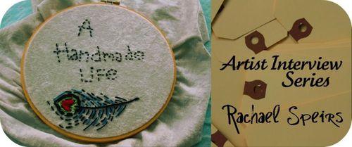 Handmade Life Banner Rachael Speirs