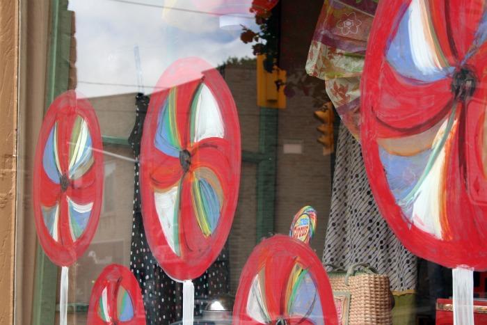 Sweet Shoppe Window