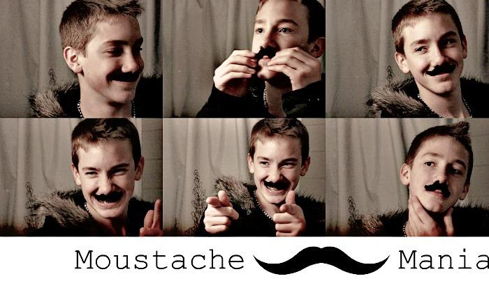 Moustache Mania 4
