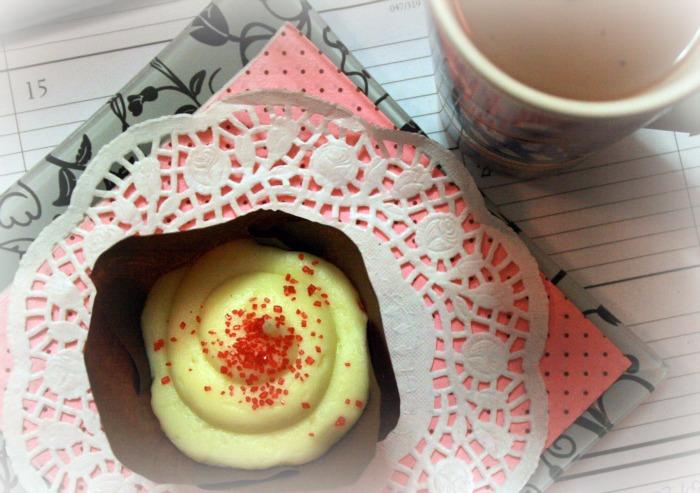Tiny Cakes Cupcake