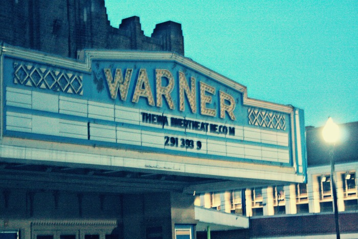 Trip to WV Warner Theatre