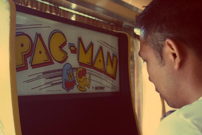 Erin's Wedding Pacman