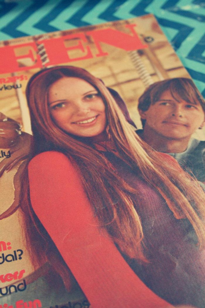 1970's Teen Magazine