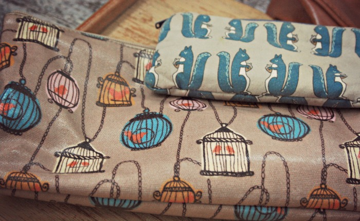 Fall Make-up Bag 3 True Becoming