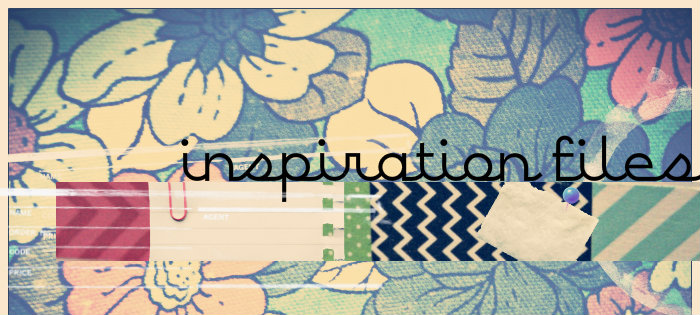 Inspiration Files Header