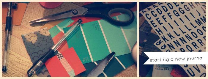Journaling Mess